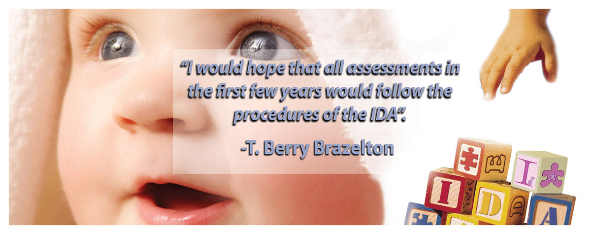 IDA and IDA2 are the best practice measure for infant toddler mental health assessment