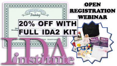 IDA-2 Full Kit with 20% Off IDA-2 Online Webinar