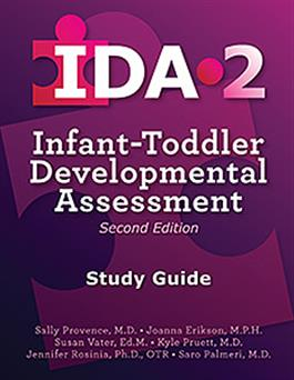 IDA-2 Study Guide - IDA IDA-2 Manual Form Kit for Infants and Toddlers