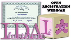 IDA-2 Open Registration Webinar Training
