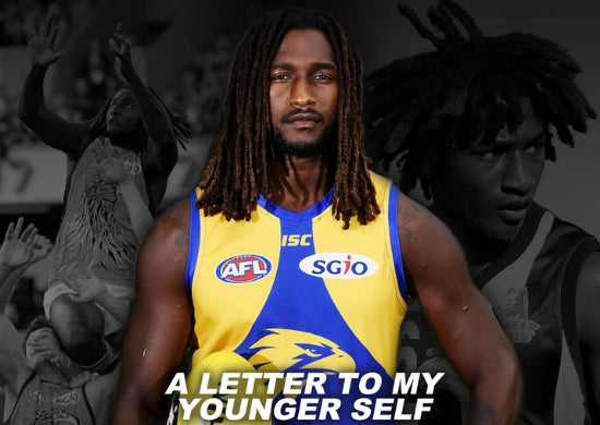 Nic Naitanui - A Letter To My Younger Self