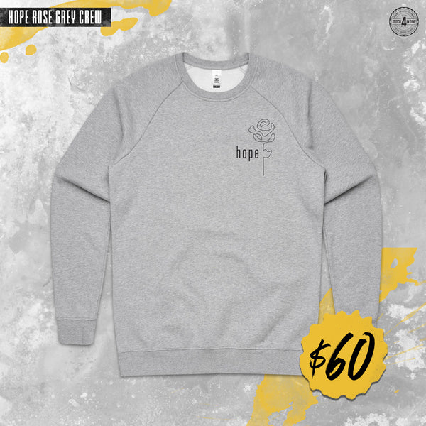 HOPE Box Crew (Grey)