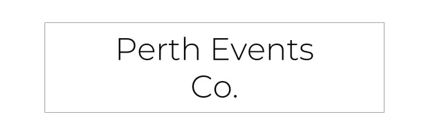 Perth Event Co. Hire Package