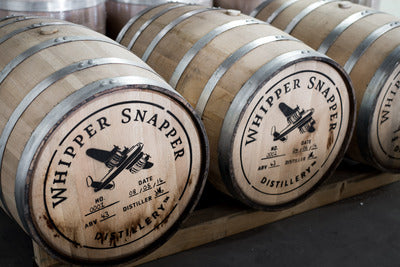 Whipper Snapper Distillery Education Experience - Behind the Scenes