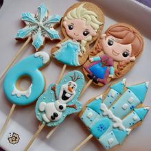 Frozen Birthday Party (Pack of  Six)