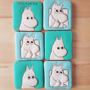 Moomins Party (Pack of Six)