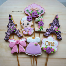 1st Birthday Party (Pack of Eight)