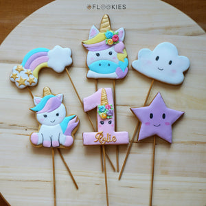 Unicorn Birthday Party (Pack of 6)