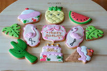 Summer Flamingo Birthday Party (Pack of 11)