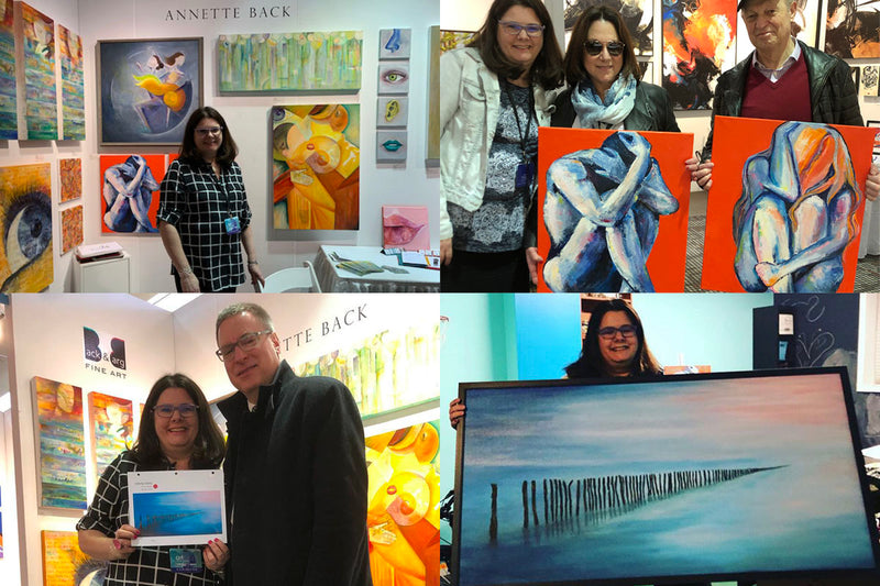 ArtExpo 2019 in NYC was a great Success. See photos here.