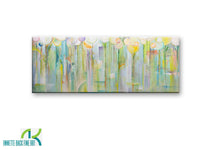 In Dreams by Annette Back - 44x16-Original Oil on Canvas-annettebackart