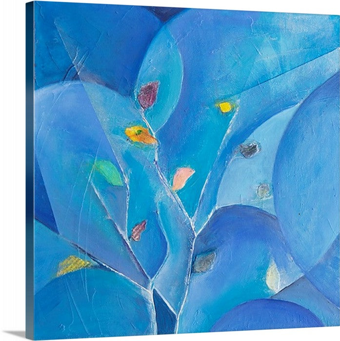 Branches - Limited Edition/ Hand Embellished/ Gallery Wrap-Canvas Wraps-annettebackart