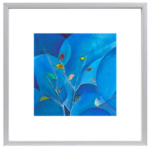Branches, Set of 4 - Framed Prints-Framed Print-annettebackart