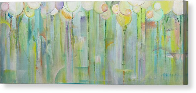 In Dreams - Limited Edition/ Hand Embellished/ Gallery Wrap-Canvas Wraps-annettebackart