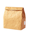 Insulated Tyvek Brown Paper Lunch Bag