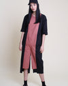 Maki Jumpsuit Brown Black