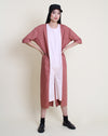 Maki Jumpsuit Pink Brown