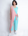 Tomoko Jumpsuit Pink Mint
