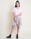 Aoki Dress Salmon Beige