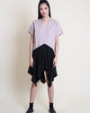 PRE-ORDER Aoki Dress Beige Black