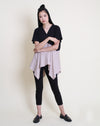 Yuna Top Black Beige
