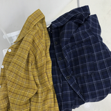 CLUELESS PLAID BLOUSES