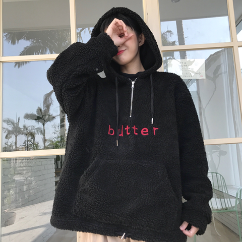 BUTTER HOODIES