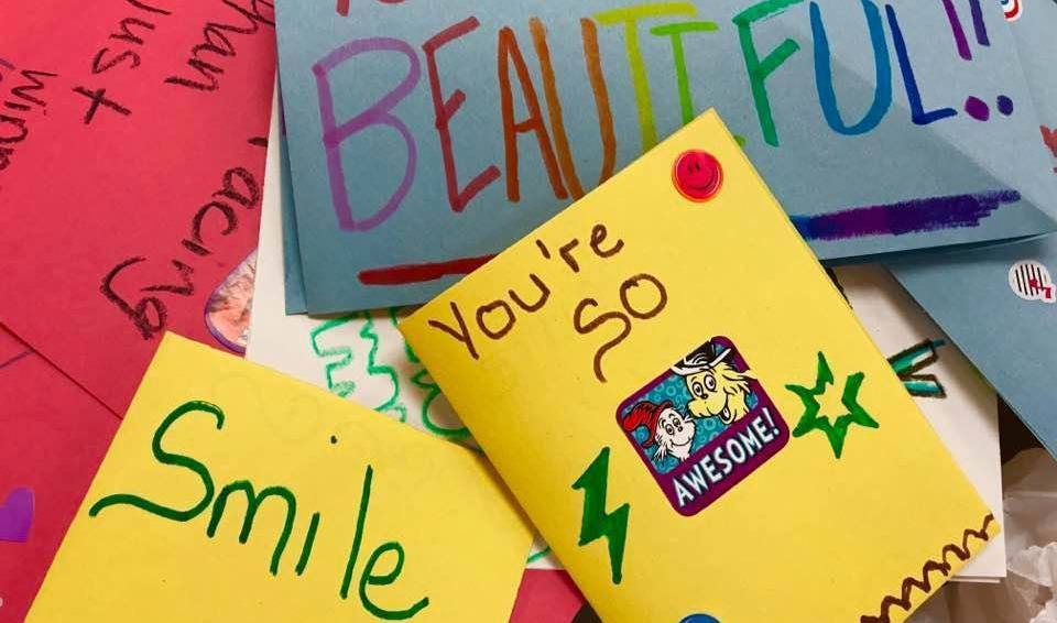 A Partnership with Cards for Hospitalized Kids