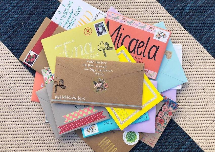 6 Ways To Make Your Mail More Beautiful