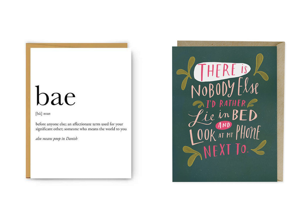 5 Funny Valentine's Day Cards For The Goofy Couple