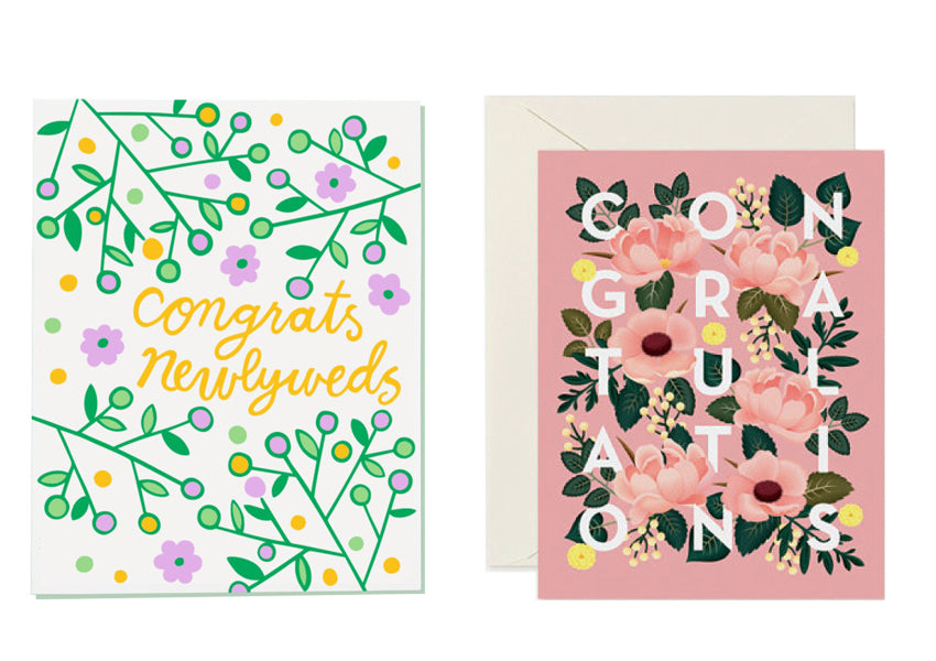 5 Awesome Wedding Cards To Give The Happy Couple