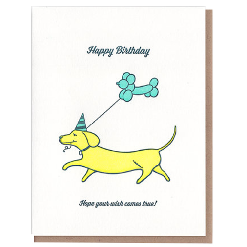 hope your wish comes true happy birthday card