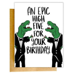 Epic High Five Birthday