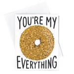 You're My Everything Bagel