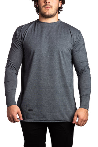 Long Sleeve 2.0 - Charcoal Grey