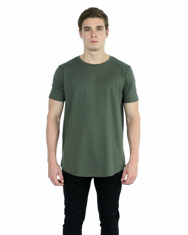 Scoop Basic Tee (Verde)