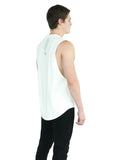Scoop Muscle Tank (Blanca)