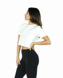Crop Top (Hueso)