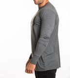 CULTO Long Sleeve - Charcoal Grey