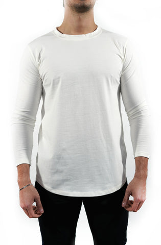 Basic Long Sleeve (Blanca)