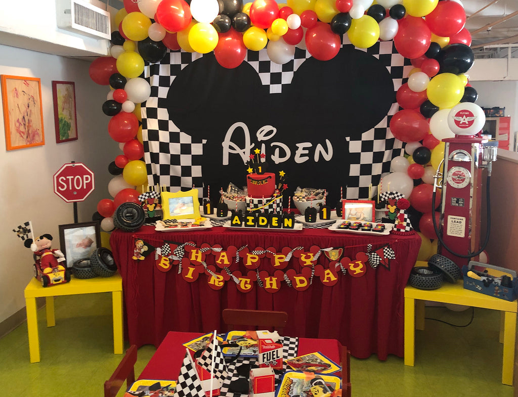 mickey mouse club birthday party ideas