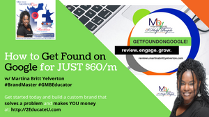 How to GoogleMyBusiness w/ the #BrandMaster