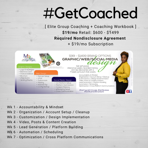 30DayBrand #BrandMaster | Elite Group Coaching