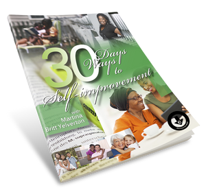 30Days 30Ways to YOUR Self-Improvement | Journal ($19)