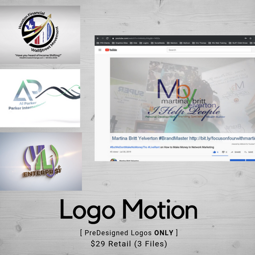 Design | Logo Motion File