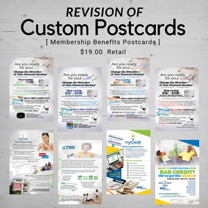 Postcard | Design Revision*