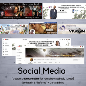 Design | Social Media (Platform Cover / Header)
