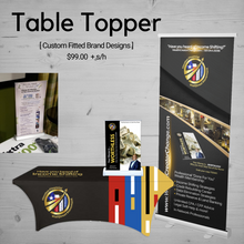 Banners | Table Topper