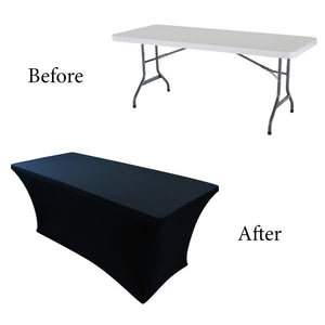 Tablecover | 6ft Custom Spandex