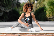 #RainbowCloud (Storme's Styles) | Next Level Womens Jersey Tank